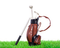 Golf equipment Royalty Free Stock Image