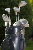 Golf equipment Stock Photography