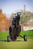 Golf equipment Stock Images