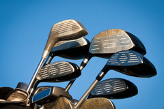 Golf equipment Stock Photos