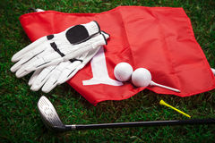 Golf equipment! Stock Images