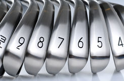 Golf Equipments Stock Images