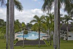 Golf et station de vacances de GEC Rinjani Images libres de droits