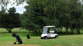 Golf Fairway Royalty Free Stock Photography