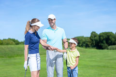 Golf Royalty Free Stock Photo