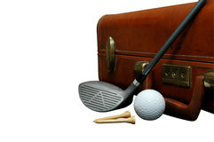 Golf-Ferien Stockbilder