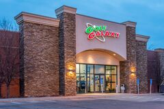 Golf Galaxy Retail Store Exterior