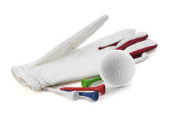 Golf Glove Stock Images