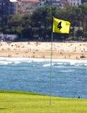 golf grać Fotografia Stock