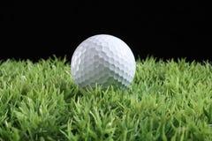 Golf in grass Stock Photo