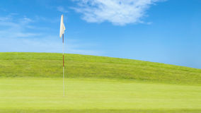 Golf Green Stock Photography