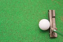 Golf Green Stock Images