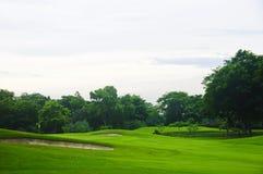 Golf Greens Stock Photos