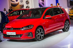 Golf GTI Stock Images