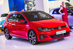 Golf GTI Royalty Free Stock Image
