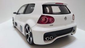 Golf GTI W12 de VW prototype de 650 puissances en chevaux photos stock