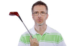 Golf Hobby Stock Photography