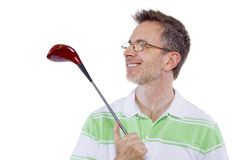 Golf Hobby Stock Images