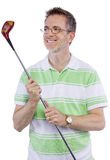 Golf Hobby Stock Photo