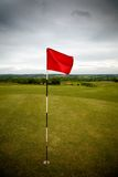 Golf hole stock photos