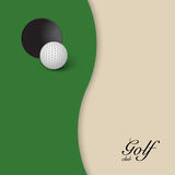 Golf . Royalty Free Stock Images