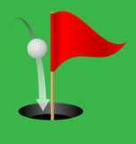 Golf. Stock Image