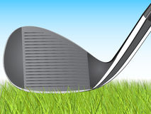Golf Illustration stock illustration