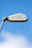 Golf Iron Number Three Stock Photography