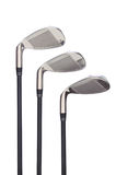 Golf Irons Royalty Free Stock Photo