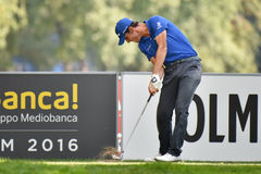 Golf Italian Open 2016. Stock Image