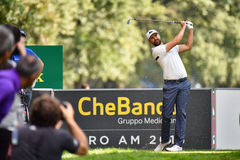 Golf Italian Open 2016. Stock Photos
