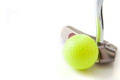 Golf Items Stock Photos