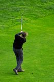 golf jego gry zdjęcie stock