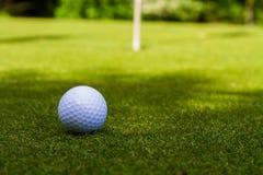 Golf jest sportem który jest popularny i dobry dla zdrowie dookoła świata obraz stock