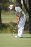 Golf - Johan EDFORS, SWE Royalty-vrije Stock Afbeeldingen