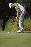 Golf - l'ANGLAIS de PÊCHEUR d'Oliver Photos stock