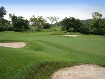 Golf land Royalty Free Stock Image