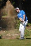 Golf - LIE SCO de Craig Images libres de droits