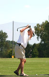 golf ludzi Obraz Stock