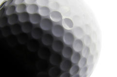 Golf macro Royalty Free Stock Photography