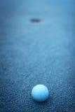 Golf miniatura Fotografía de archivo libre de regalías