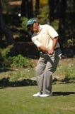 Golf - MUR d'Anthony, ANGLAIS Photo stock