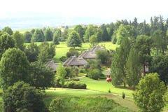 golf nieruchomości fotografia royalty free