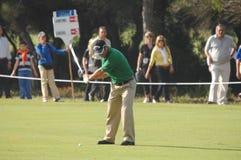 Golf - Nuno CAMPINO, POR Fotografia Stock Libera da Diritti