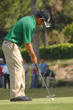 Golf - Nuno CAMPINO, POR Photos libres de droits