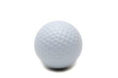 golf odizolowane ball Fotografia Royalty Free