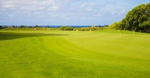 Golf park Stock Image