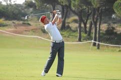 Golf - Pelle EDBERG, SWE Stockbilder