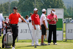 Golf PGA, CELADNA, CZECH REPUBLIC Stock Photography