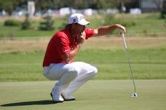 Golf PGA, CELADNA, CZECH REPUBLIC Royalty Free Stock Images